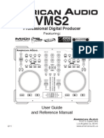 American Audio VMS2