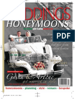 Dream Italian Weddings & Honeymoons - Spring 2009