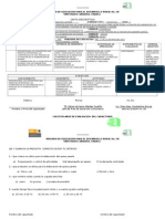 Carta Descriptiva Lacteos