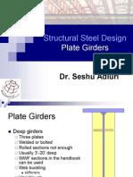 Topic -Plate Girders