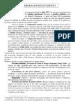 14.5. Las migraciones en España