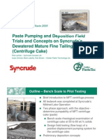 4_Paste pumping deposition field trials and concepts on syncrudes dewawtered mft_Ahmed et al.pdf