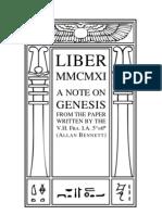 liber2911 mmcmxi