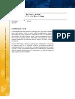 IDC Whitepaper Demonstrating Business Value