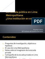Escuelas Privadas Lima FINAL