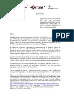 2. Dictamen. Proyecto de Ley de Titulos Valores (27287)