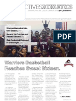 Perspectives Athletics, Volume 3, Issue 2