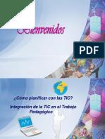 Planificr Con Tic