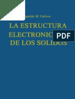 Estructura Electronica de Los Solidos