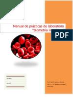 Manual de Practicas Biometria Hematica