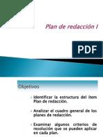 Plan de Redaccion Psu III