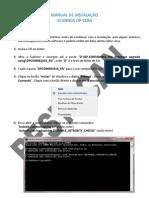 Manual de Instalação OP-COM - Windows 7