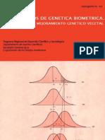 Fundamentos de Genetica Biometrica