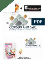 Catalogo n0. 1 de Productos Comserv Exim s.a.c. 2013 Final
