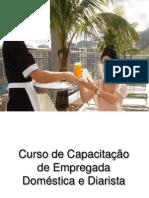 capacitação da empregada doméstica e diarista