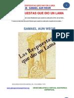02 57 ORIGINAL Las Respuestas Que Dio Un Lama Www.gftaognosticaespiritual.org