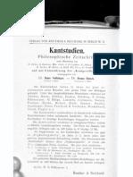 Oesterreich Kant Und Die Metaphysik