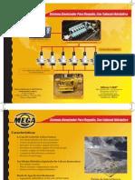 Hydraulic Control System-Spanish