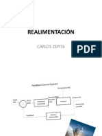 Retroalimentacion de Sistemas