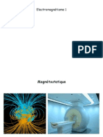 Projection Magnetostatique