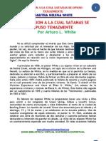 31 18 La Vision a La Cual Satanas Se Opuso Tenazmente Www.gftaognosticaespiritual.org