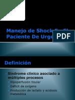 manejodeshockenelpacientedeurgencias-110913002305-phpapp01-120912120134-phpapp02