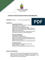 Curso Capacitacion VM_UChile