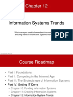 Information System Trends