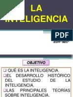 Clase # 11 La Inteligencia