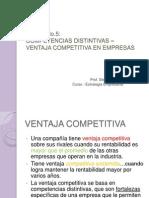 Clase No.5 Estrategia Competitiva y Eficiencias en Empresas