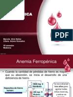 Anemia Ferropénica (mi parte)
