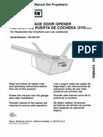 L0522096 Garage Door Opener