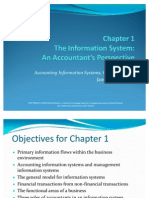 33926373 Accounting Information System Chapter 1