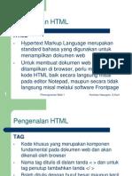02 - Pengenalan HTML