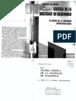 17. Urenha - La Teoria Critica de La Sociedad de Habermas