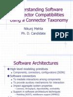 Understanding Software Connector Compatibilities