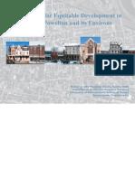 Planning for Equitable Development