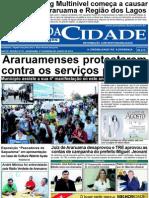 JORNAL DA CIDADE  EDIÇÃO 081