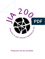 Dossier JIA2009
