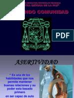 FORMANDO COMUNIDAD.ppt