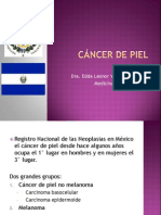 Cancer Piel Chevereeeeeeeeeeeeeeeeeeeeeeeeeeee