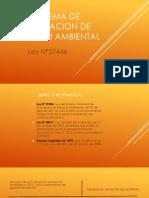 Sistema de Evaluacion de Impacto Ambiental (1)