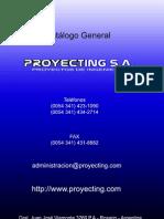 Catalogo General Equipos