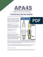 D-Funciones de Las Bujias