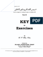 Madinah Key to Exercises Book 2