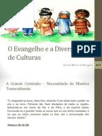 O Evangelho e a Diversidade de Culturas