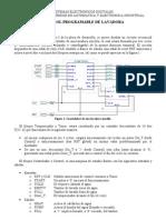 Control Programable de Lavadora-000