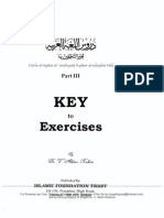 Madinah Key to Exercises Book 3