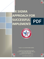 Six Sigma Approach for Successful Icd-10 Implementation