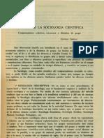 Santoro. Gustavo - Las Bases de La Sociologia Cientifica